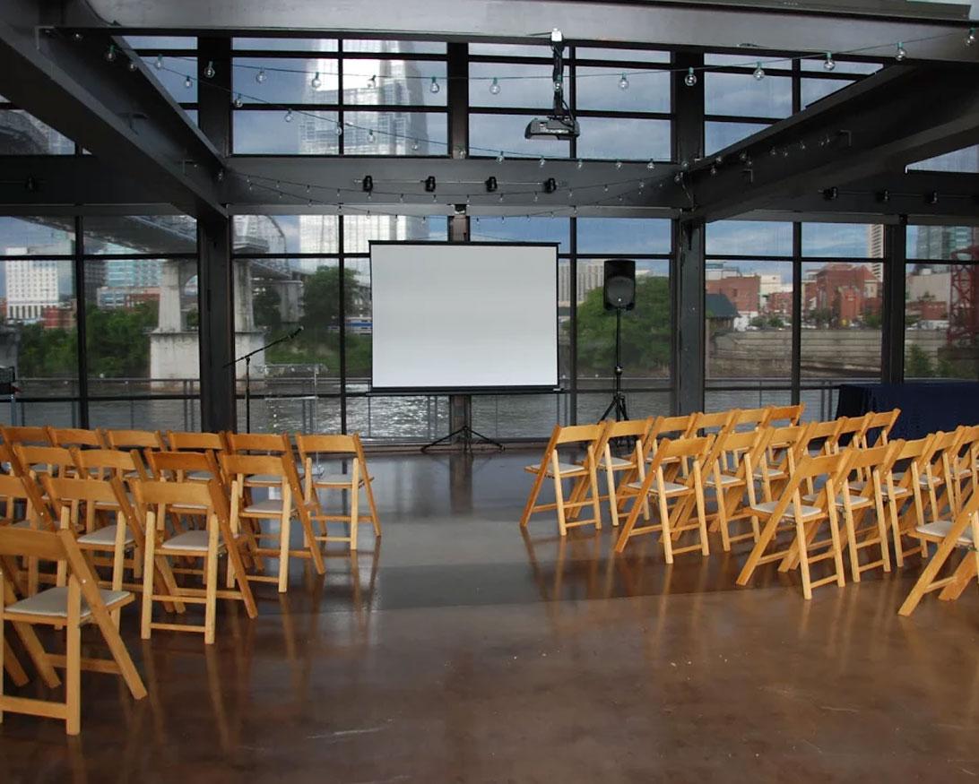 Corporate Event at The Bridge Building Event Spaces