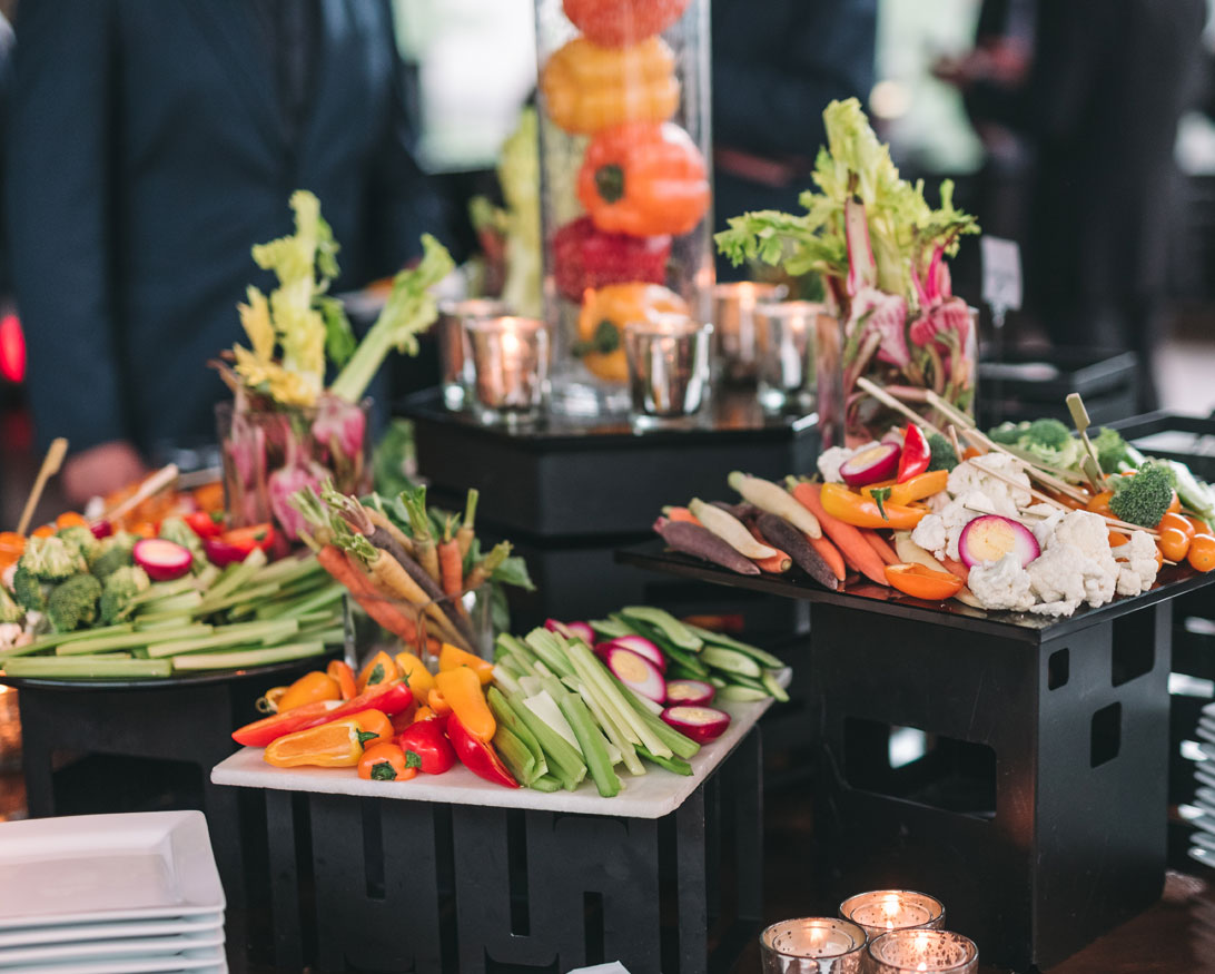 Stations by Infinity Events and Catering